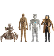 Doctor Who Action Figure (Wave 4) CYBERMAN with…