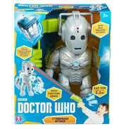 Doctor Who Cyberman Attack Shooting Game