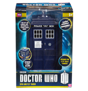 "Doctor Who 3 3/4"" Spin & Fly Tardis"