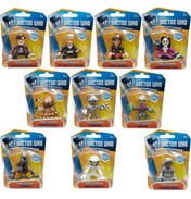 Doctor Who Time Squad Collectable Figures THE…