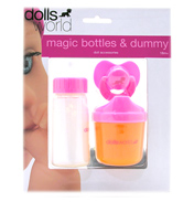 Dolls World Magic Bottles & Dummy