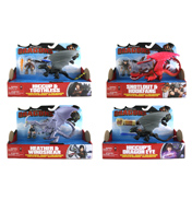 Dreamworks Dragons Dragon Riders Assorted