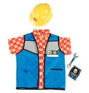 Bob The Builder Dress Up Safety Set