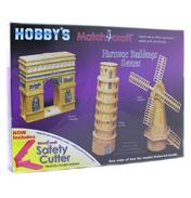 Hobby's Matchcraft Dutch Windmill Matchstick…