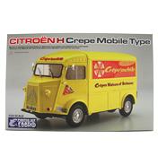 Citroen H Crepe Mobile Type (Scale 1:24)