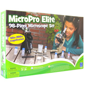 MicroPro Elite 98-Piece Microscope