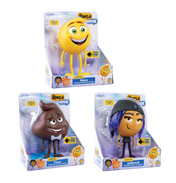 Emoji Poseable Light Up Figures