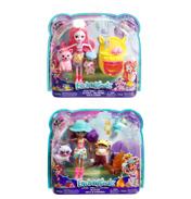 Enchantimals Doll & Animal Theme Pack