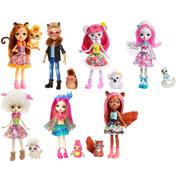Enchantimals Doll & Pet