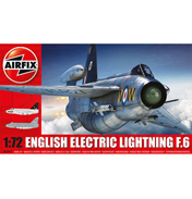 English Electric Lightning F-6 (1:72)