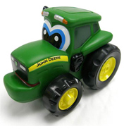 ERTL John Deere Push 'n Roll Johnny Tractor