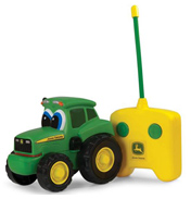 ERTL John Deere Remote Control Johnny Tractor