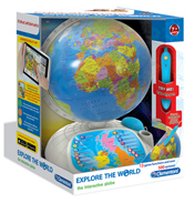 Explore the World The Interactive Globe