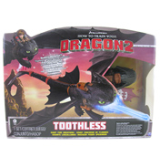 How to Train your Dragon 2 TOOTHLESS Giant Fire…