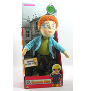 "Fireman Sam 12"" Talking Norman"