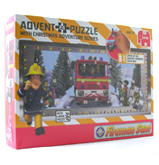 Fireman Sam Advent Puzzle