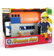 Fireman Sam Playset- Boathouse