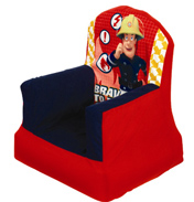Fireman Sam Cosy Chair