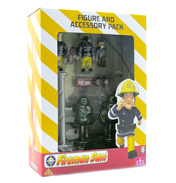 Fireman Sam Figure & Accessory Pack