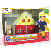 Fireman Sam mini Fire Station
