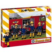 Fireman Sam 35 Piece Puzzle