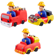 Fireman Sam Mini Vehicle JUPITER