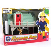Fireman Sam Playset- Mountain Lodge