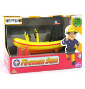Fireman Sam Vehicles- Neptune Rescue Boat