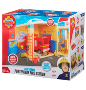 Fireman Sam Electronic Pontypandy Fire Station
