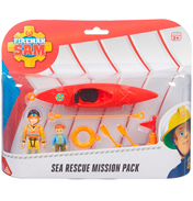Fireman Sam Sea Rescue Mission Pack