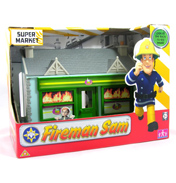 Fireman Sam Playset- Supermarket