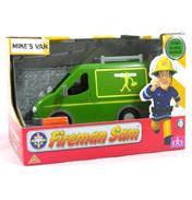 Fireman Sam Vehicle Mike's Van