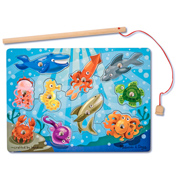 Fishing Magnetic Game