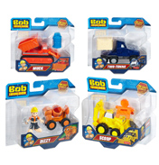 Die-Cast Vehicles - Fuel Up Friends
