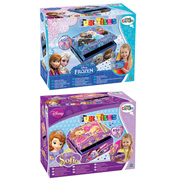 Cool Create Fun Tiles Disney FROZEN Jewellery Box