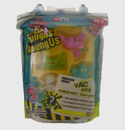 Fungus Amungus 5 Piece Vac Pack (Batch #1)