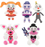 Five Nights at Freddy's Sister Location: Soft Toys