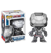 Funko Pop! Captain America Civil War War Machine Vinyl Bobblehead