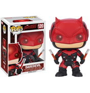 Funko Pop! Daredevil Red Suit Vinyl Bobblehead