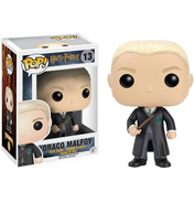 Funko Pop! Movies Harry Potter Draco Malfoy Vinyl Figure