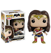 Funko Pop! Heroes Batman vs Superman Wonder Woman Vinyl Figure