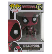 Deadpool Thumbs Up Vinyl Bobblehead