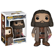 Pop! Movies Harry Potter Rubeus Hagrid Large Vinyl Figure