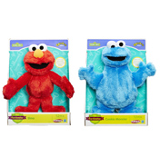 Furchester Sesame Street Lets Cuddle Assorted