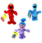Furchester Sesame Street Micro Plush Assorted