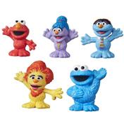 Furchester Sesame Street Single Figures Assorted