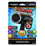 Fuze Mega FX Speedometer