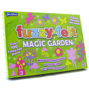 Fuzzy-Felt SERIES 2 Magic Garden