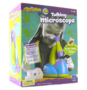 Geosafari Talking Microscope
