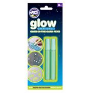 Glow Creations Glow in the Dark Pens 2 Pack